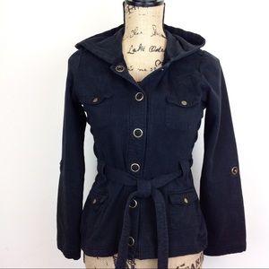 Vanity Sweatshirt Pea Coat S